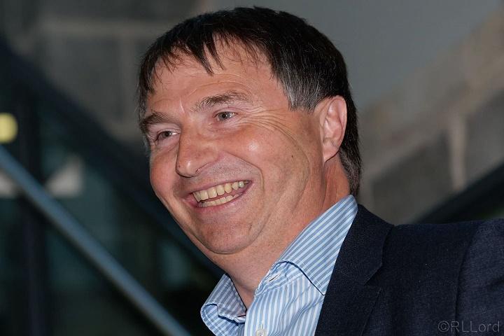 Wayne Bulpitt CBE