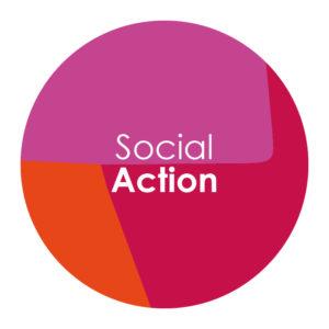 Button to Social Action